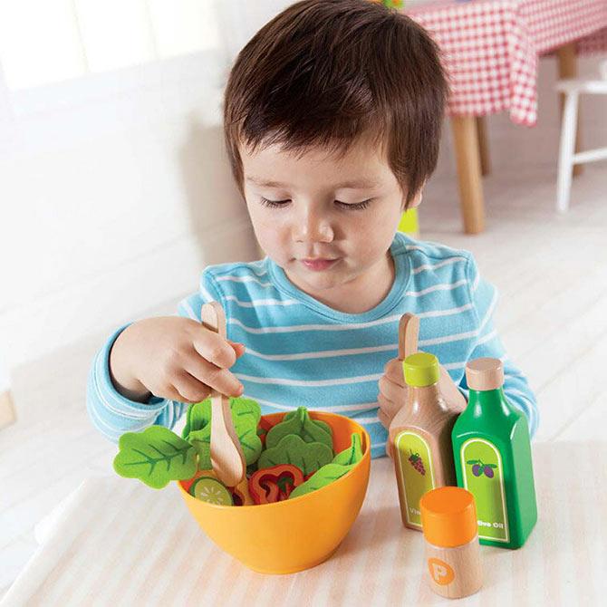 HAPE ガーデンサラダ