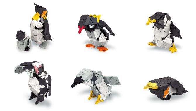LaQ マリンワールド ペンギン